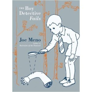 Cover art for the Boy Detective Fails