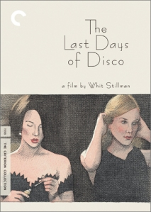 cover art for last days of disco
