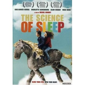cover art to Science of Sleep