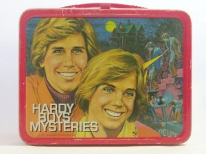 hardy boys lunch box
